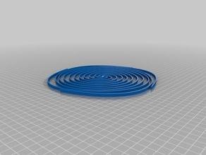 平面度測試螺旋線