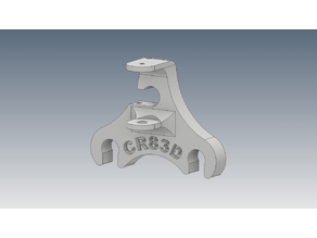 Hotend Mount for cable chain