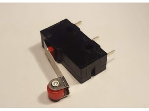 Micro switch roller type