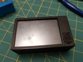 RasPi + 3.5 inch screen case