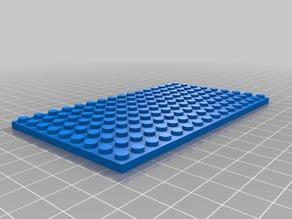 9x16 Lego base plate