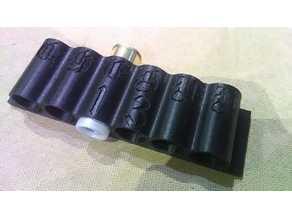 12GA Shotshell holster / holder(s)