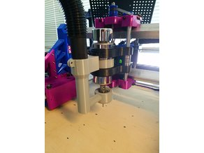 Root 2 CNC Dust Shoe (52mm Spindle)