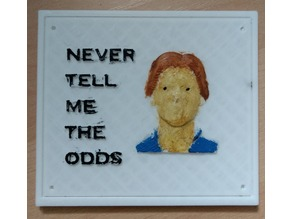 Never Tell Plaque