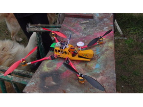 Quadcopter (drone)