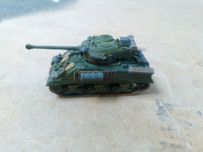 Sherman Firefly with stowage