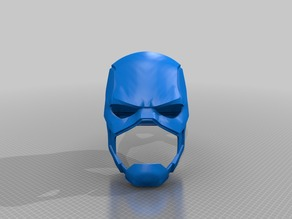 Captain America Civil War Helmet