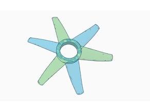 Propeller Fidget Spinner - 6 leaf