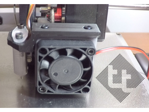 Improved BLtouch mounts - CCT/Wanhao Di3/Monoprice Makerselect