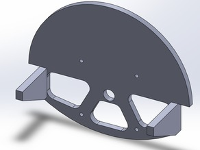 Babyblender Motor mount NTM 28-26