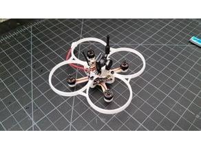 Tiny Whoop frame! FC spacing: 36X36MM diameter 3.0MM