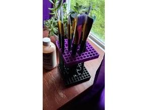 Art brush holder 2
