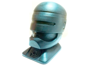 Robocop Bust Improved (With Stand)