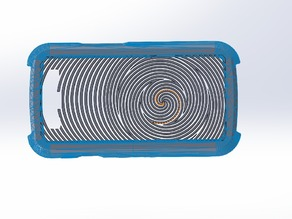 Samsung Galaxy S3 Optical Illusion Case