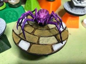 spider base massive darkness