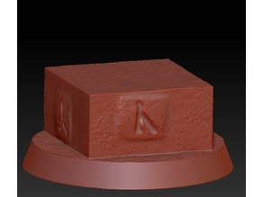 dwarf oath stone 32mm base