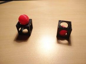 Tour de Magie : Balle Prisonnière // Magic Trick : Locked Ball
