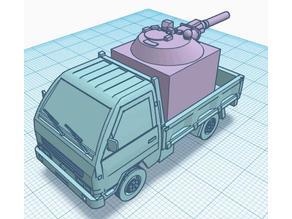 BMP truck