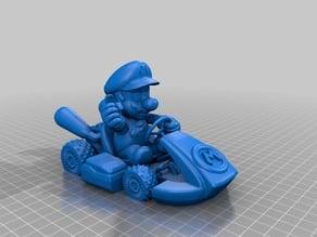Mario Kart from myminifactory.com