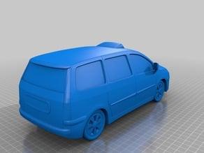 Taxi V.I.P. car