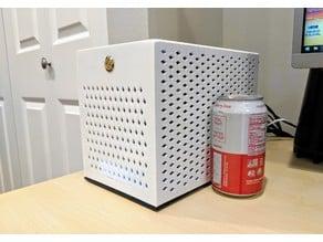6.6L & 7.8L MINI-ITX SFF PC CASE