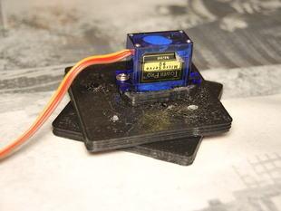 Extra degree of freedom for modular robotics REPY-2.0 module