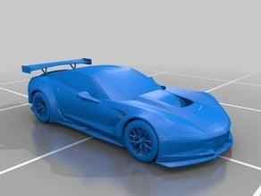 Chevrolet Corvette C7 Race Car