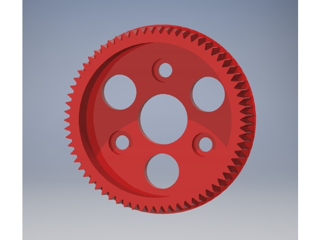 Spur Gear 67 tooth 46p for Traxxas Slash 2WD FAST by