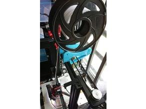 bearing spool holder on dual Z ender 3
