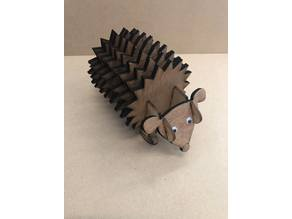 Hedgehog coasters