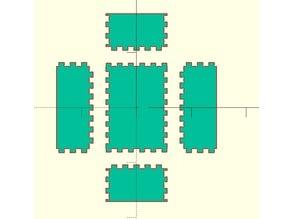 CNC Router Parametric Box