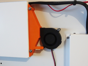 Ultimaker 2 Coolboard Duct