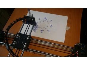 Drawing Machine (AxiDraw)
