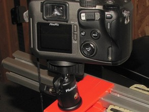 "1.5"" 8020 camera mount clip"