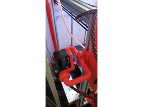 Zesty Nimble Articulating Mount for 3030 Extrusion