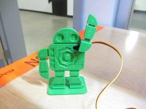 Makey Bot Servo