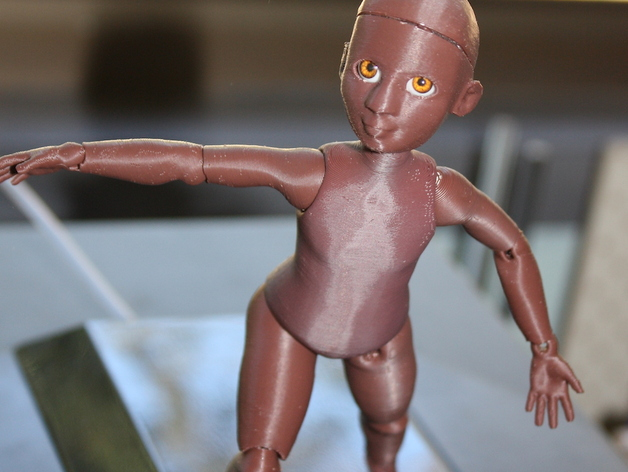 Favorite Ball Jointed Pixie Doll by AnnaGerber - Thingiverse RS65