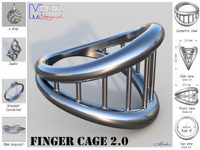Finger Cage 2.0