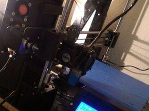 Scatola LCD prusa p802m p802ma 90 e 45 gradi + supp Gopro e led