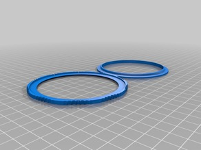 My Customized 3D-Printed Screw-In Lens Filter Holder