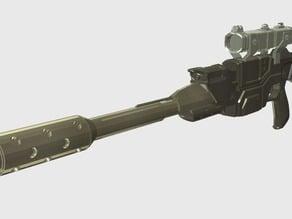 F102 Sniper Assembly