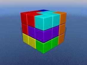 Puzzle - 3x3x3