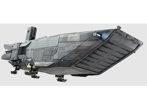 Star Wars - Force Awaken - First Order Transport