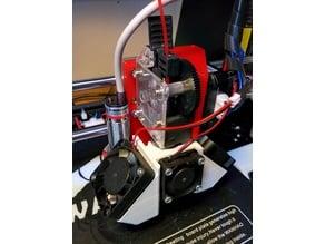 Anet A8 Titan Mount plus 18mm probe
