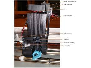 Silhoutte Portrait Laser Cutter