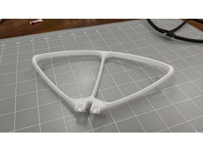 Syma X8 Prop Guard Curved