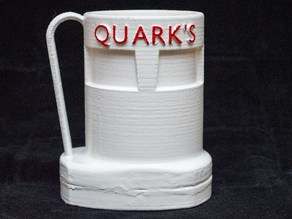 Star Trek: Deep Space Nine - Quark's Mug