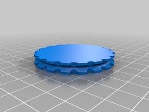 Maker Coin Blank