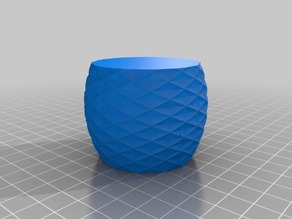 tealight holder vase thing