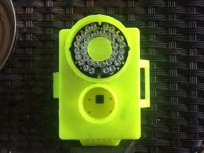 Raspberry Pi Night Vision Camera For Motioneye(os)